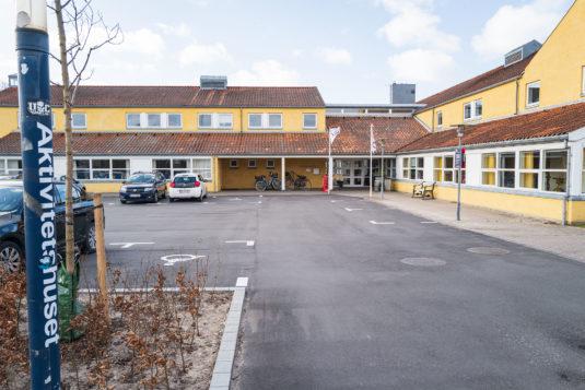 Det er planen, at der i Dragørs Aktivitetshus på Wiedergården skal laves et velfærdsteknologisk laboratorium. Foto: TorbenStender.