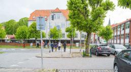 De ældre elever vender tilbage til folkeskolen. Foto: TorbenStender.