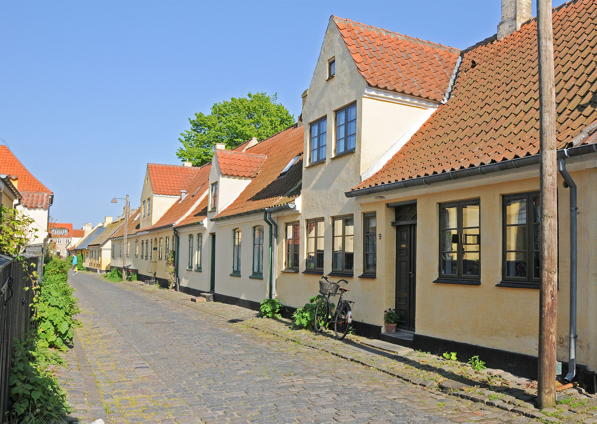 Von Ostensgade. Foto: Jørgen D. Pedersen.