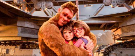 »Familien Bigfoot«.