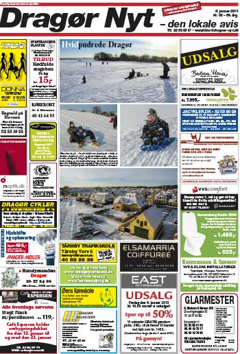 Dragør Nyt den 6. januar 2015